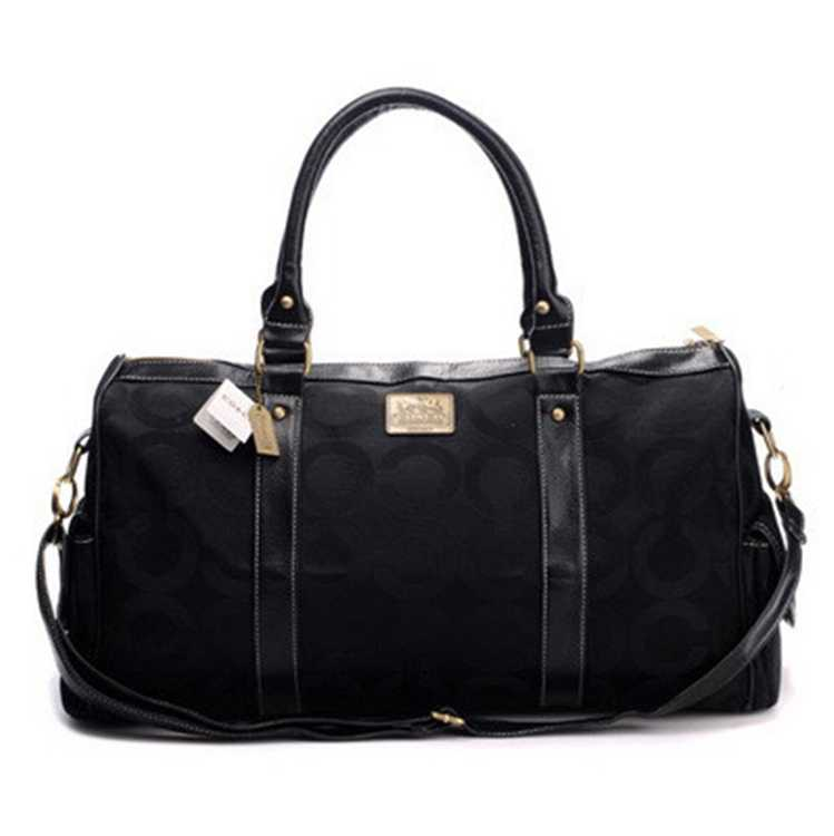 Coach Black Luggage