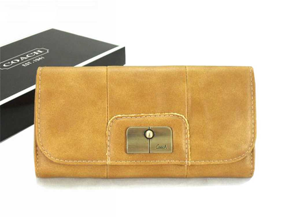 Coach Wallets Style:004