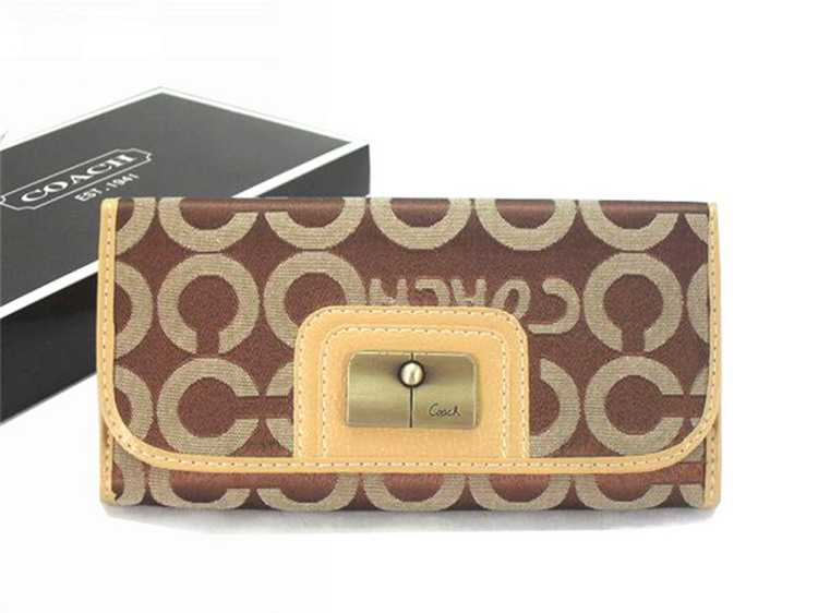 Coach Wallets Style:006