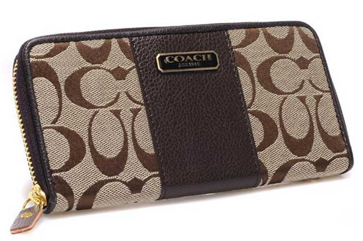 Coach Wallets Style:007