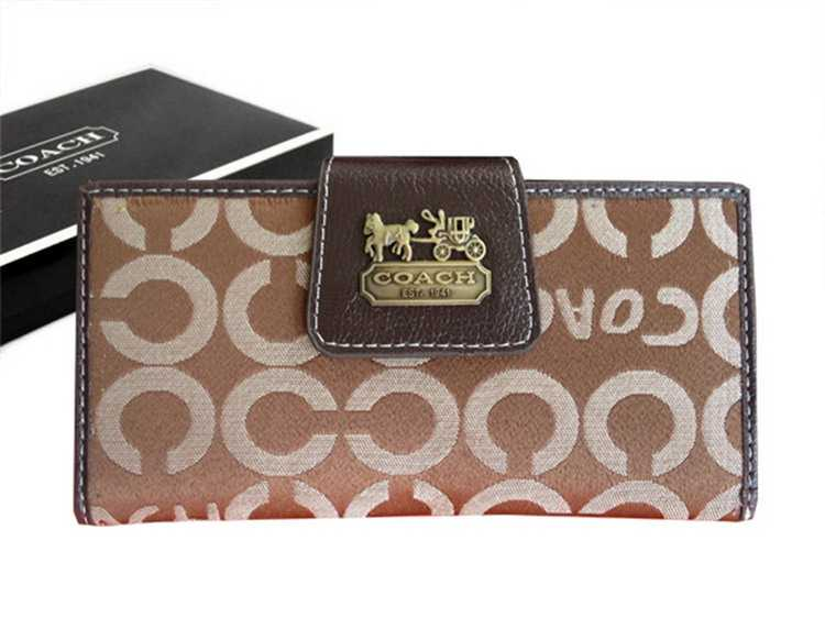 Coach Wallets Style:008