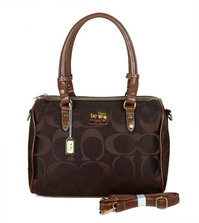 Coach Chocolate Totes
