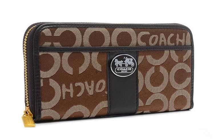 Coach Wallets Style:024