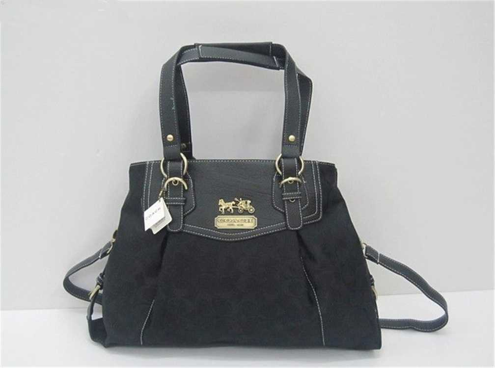 Bag Coach Black