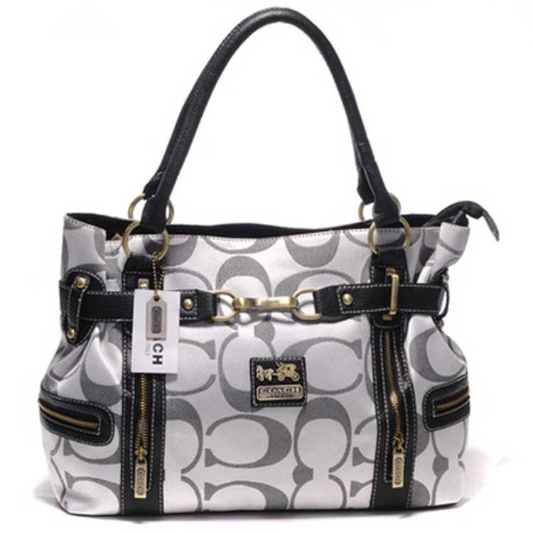 Signature Grey Coach Totes
