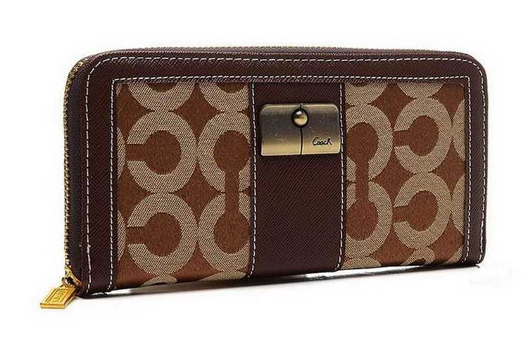 Coach Wallets Style:053