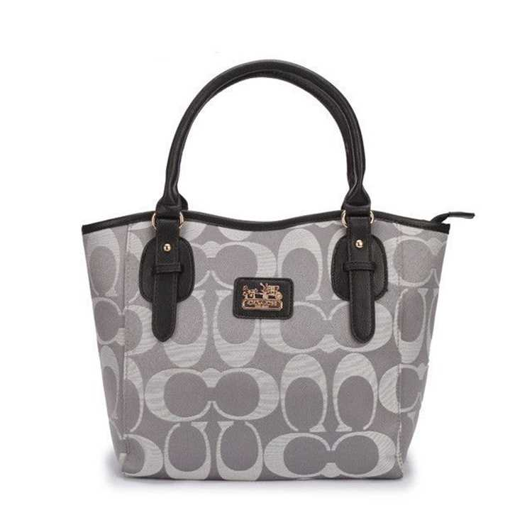 Gray Tote Bag Coach