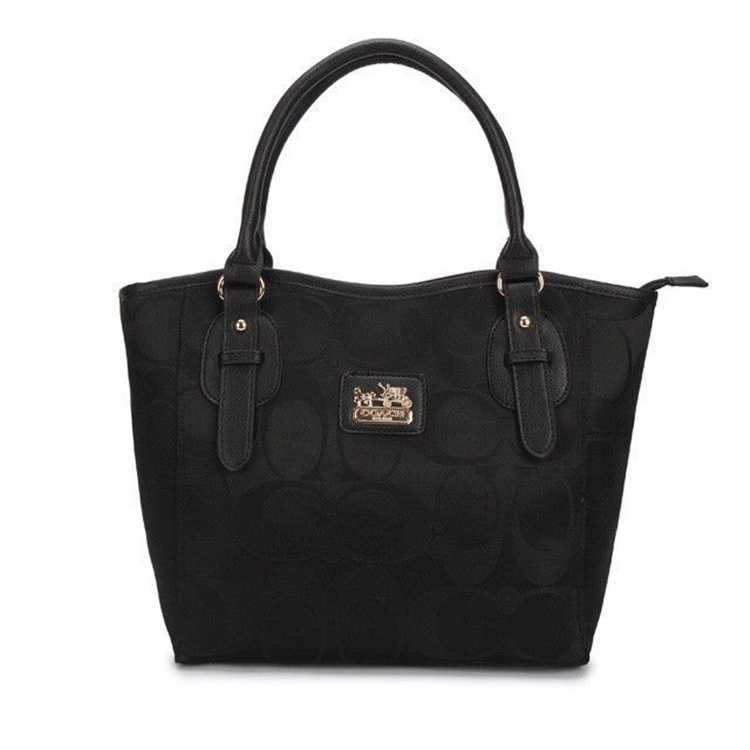 Black Tote Bag Coach