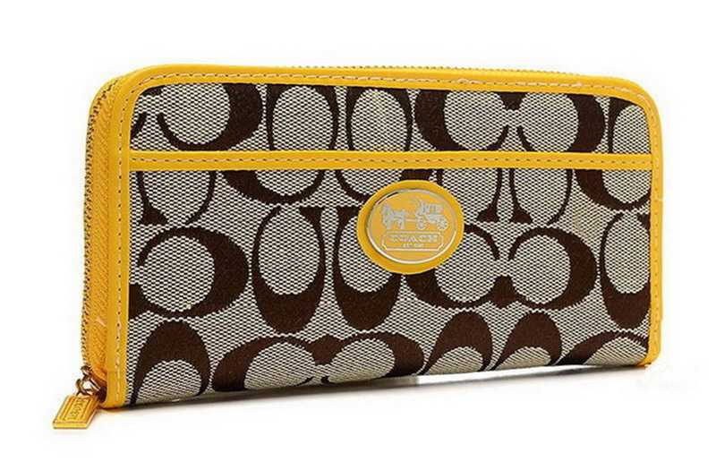 Coach Wallets Style:069