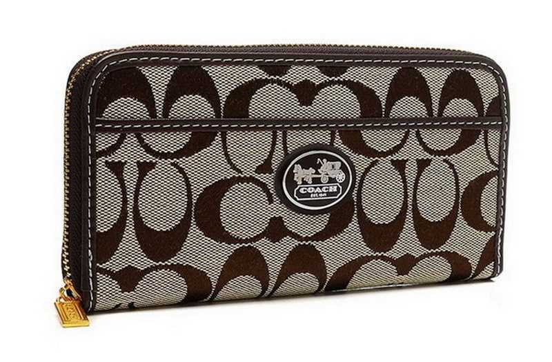 Coach Wallets Style:073
