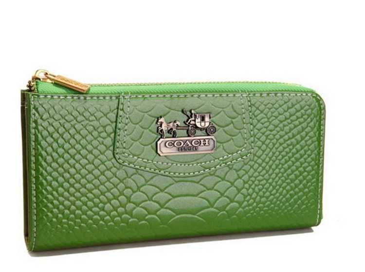 Coach Wallets Style:075
