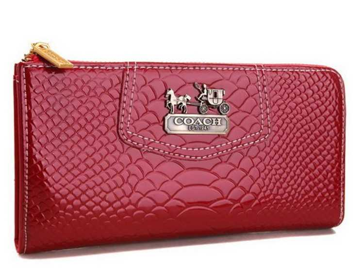 Coach Wallets Style:077