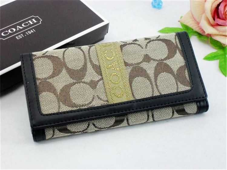 Coach Wallets Style:081