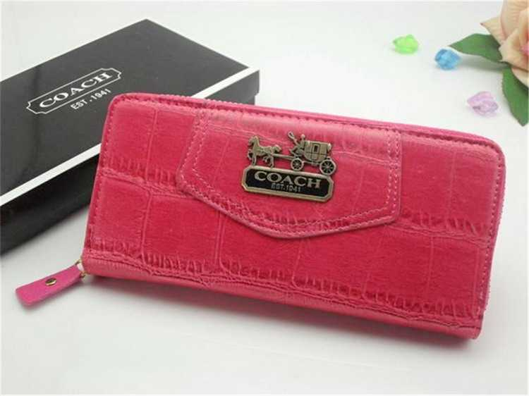 Coach Wallets Style:083