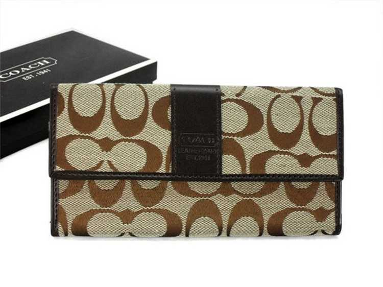 Coach Wallets Style:091