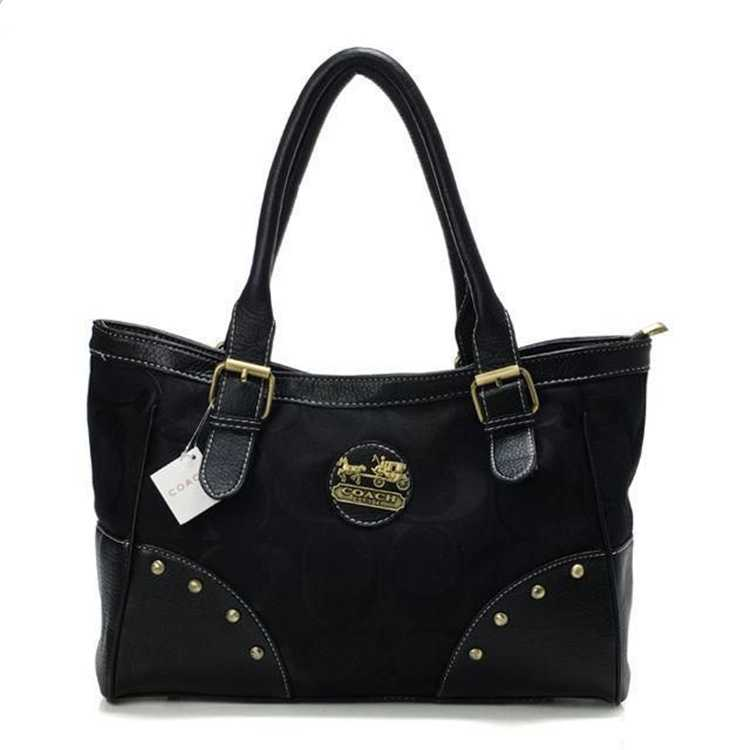 Tote Bag Coach Black