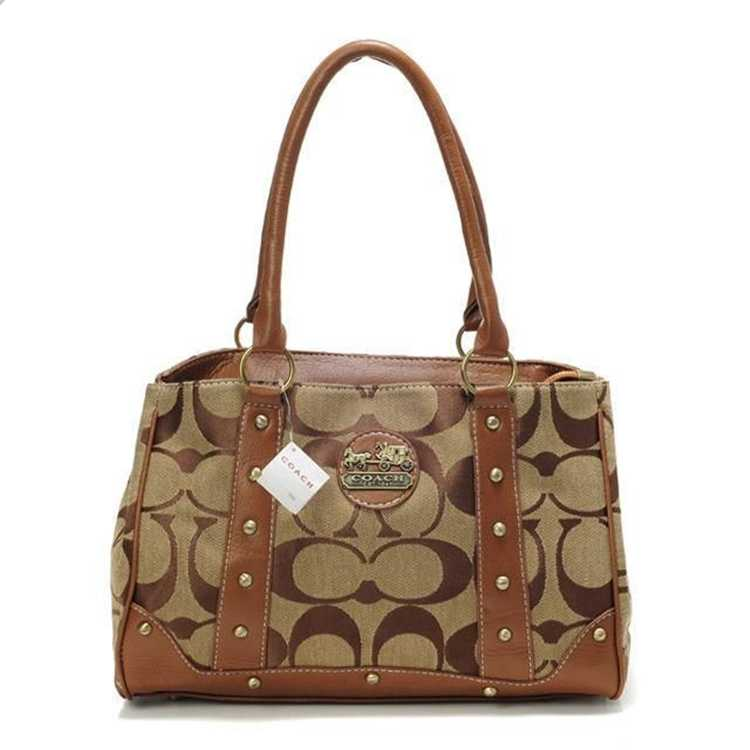 Tote Bag Coach Coffee