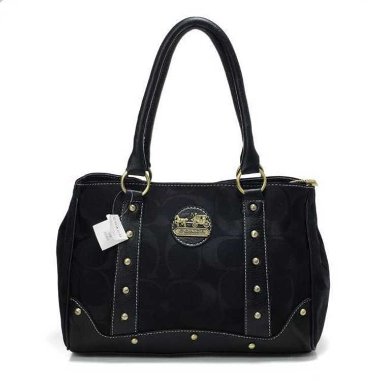 Tote Bag Black Coach