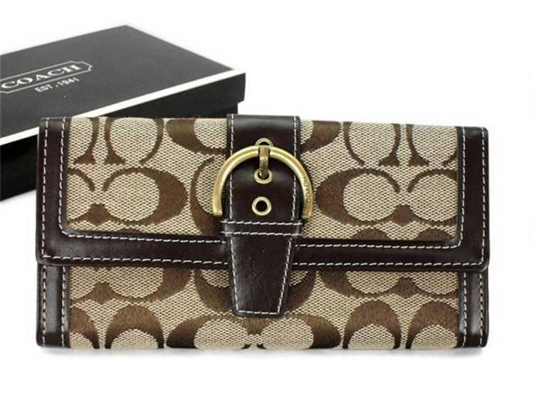 Coach Wallets Style:097