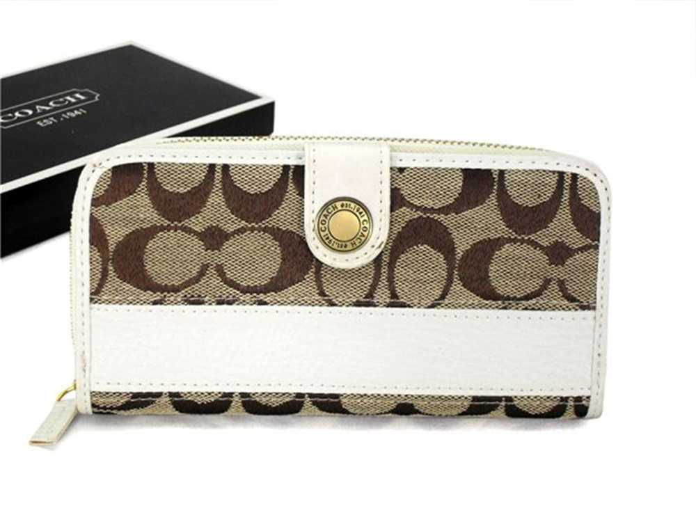 Coach Wallets Style:098
