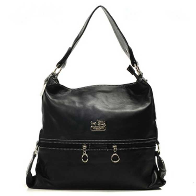 Coach Hobo Bag Black