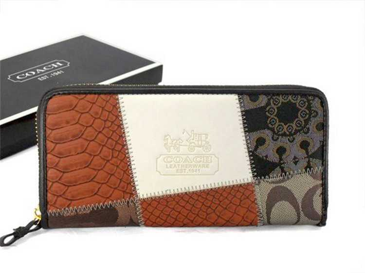 Coach Wallets Style:109