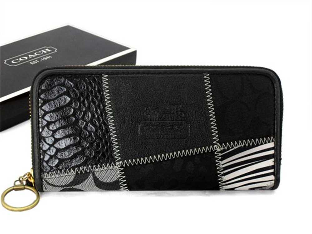 Coach Wallets Style:110