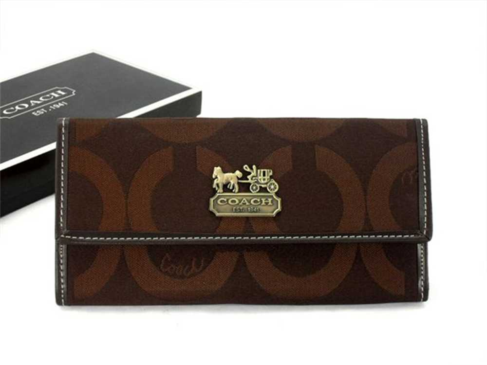 Coach Wallets Style:111