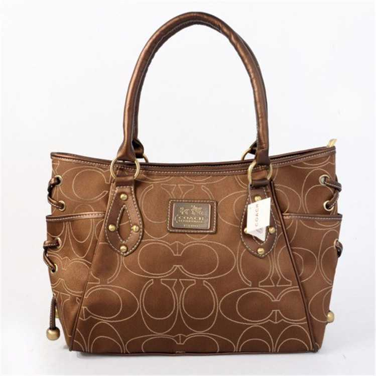 Tote Bag Brown Coach