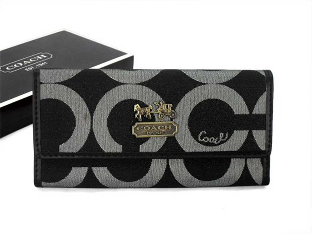 Coach Wallets Style:112