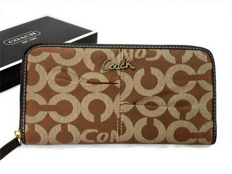Coach Wallets Style:113