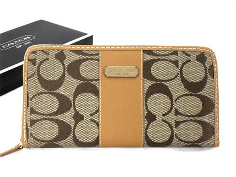 Coach Wallets Style:117