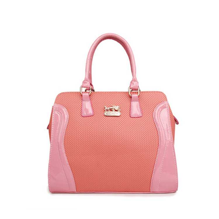 Coach Pink Crossbody Handbag
