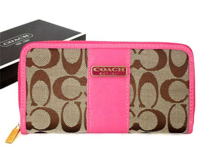 Coach Wallets Style:118