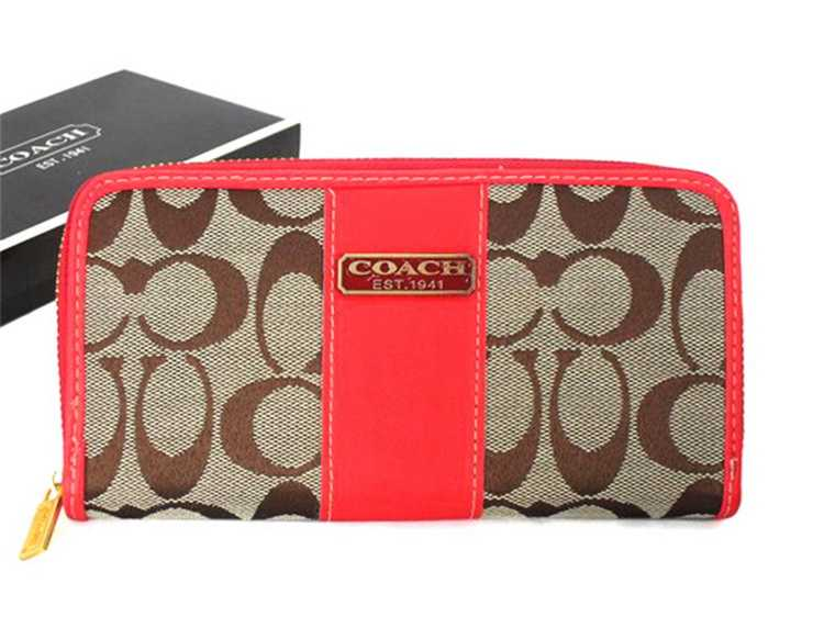 Coach Wallets Style:120