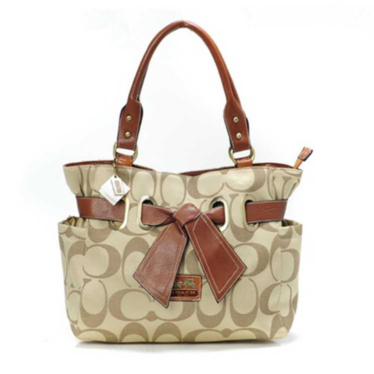 Tote Bag Coffee Golden Coach