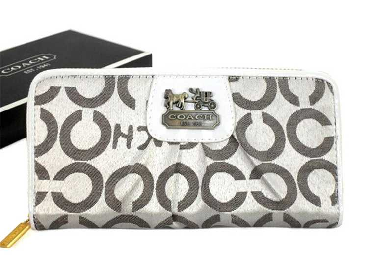 Coach Wallets Style:128