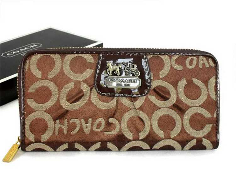 Coach Wallets Style:129