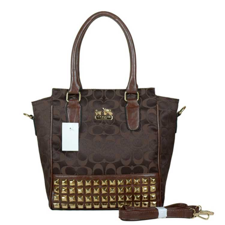 Chocolate Crossbody Bags Coach