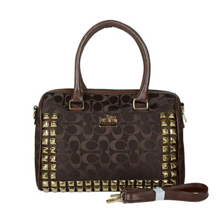 Crossbody Bags Coach Chocolate