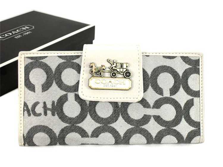 Coach Wallets Style:145