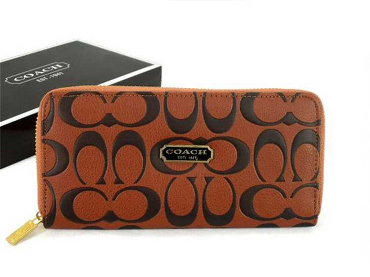 Coach Wallets Style:146