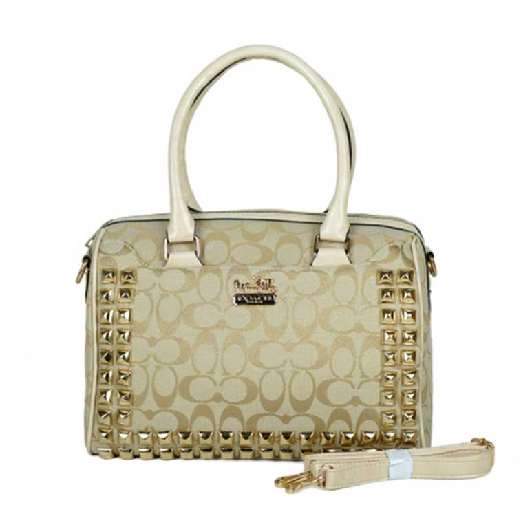 Crossbody Bags Coach Beige
