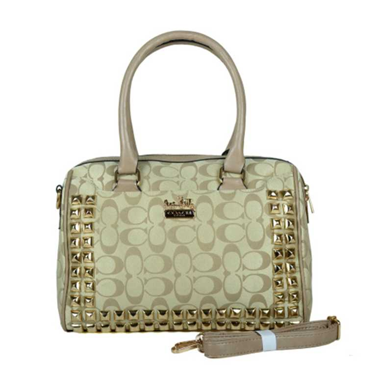 Crossbody Bags Apricot Coach