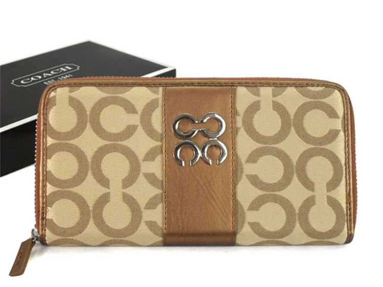 Coach Wallets Style:152