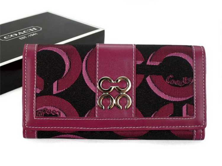 Coach Wallets Style:157
