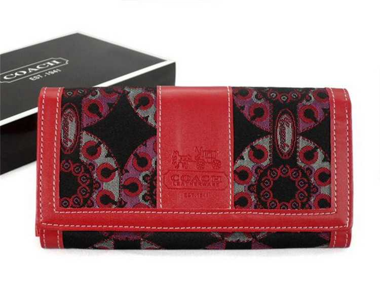 Coach Wallets Style:158