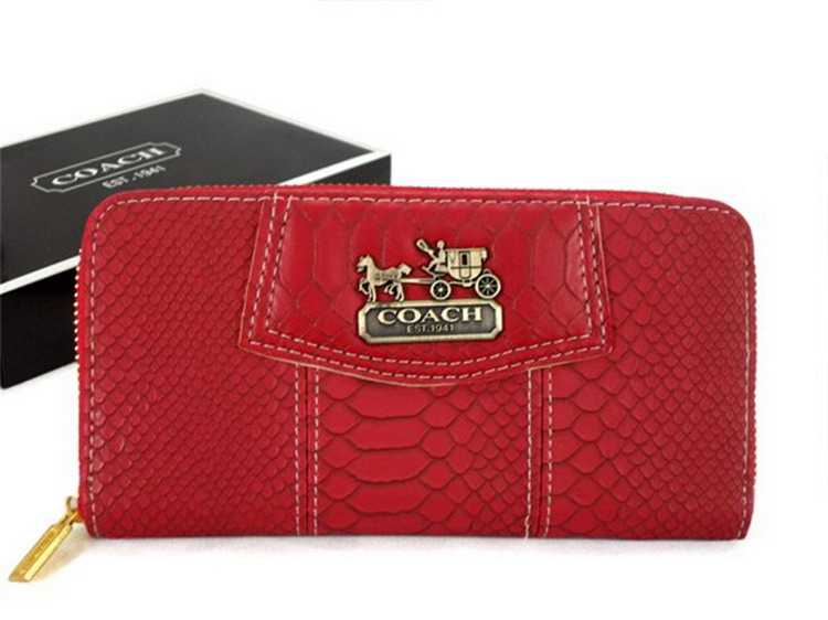 Coach Wallets Style:159