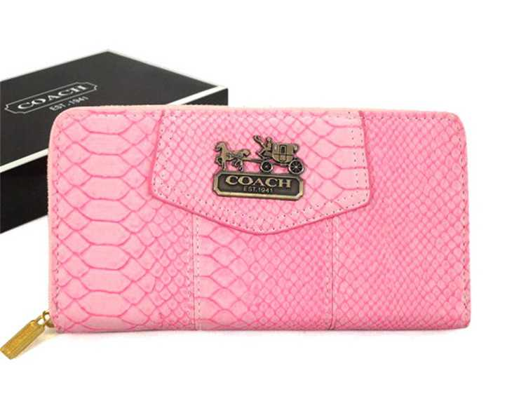 Coach Wallets Style:162