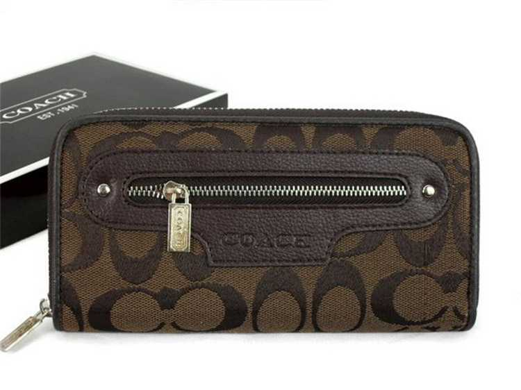 Coach Wallets Style:169
